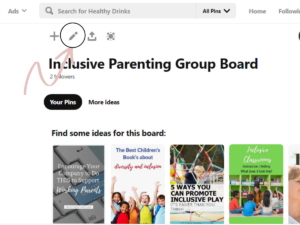 How to Create Group Boards