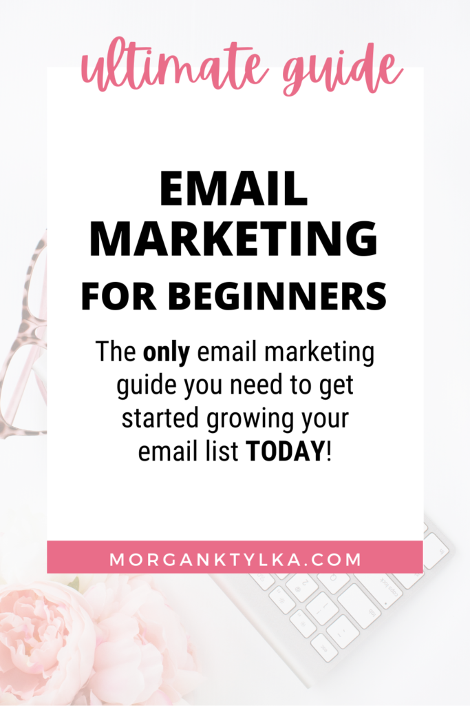 email marketing for beginners